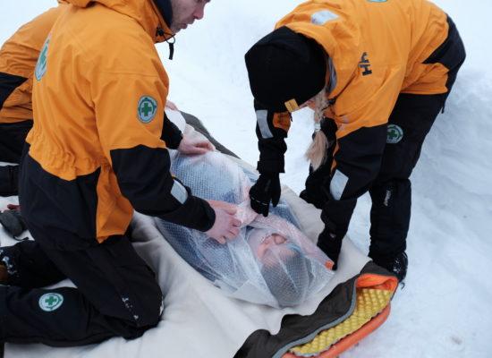 Aksidentell hypotermi – en utfordring for redningstjenesten