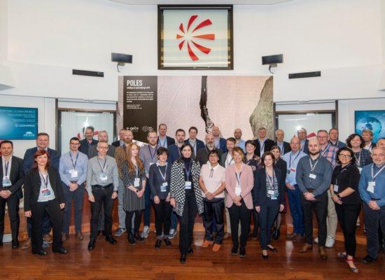 Vellykket lansering av ARCSAR i Roma